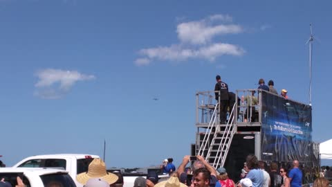 F-35 North American Air Show Debut