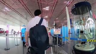 China presenta 3 nuevos casos de Covid importados