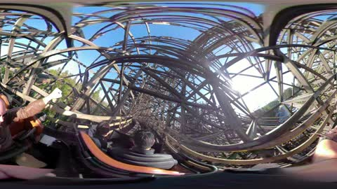 GhostRider 360 Knott's Berry Farm