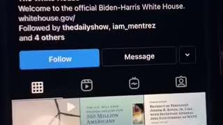 Fake White House with Joe Biden & Kamala Harris