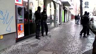 German police raid criminal clans in Berlin