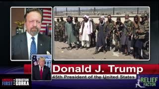 Donald Trump on Afghanistan/Biden