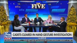 Watters and Williams spar over West Point cadets flashing symbol