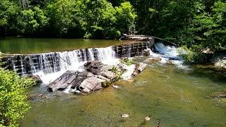 Helen water falls