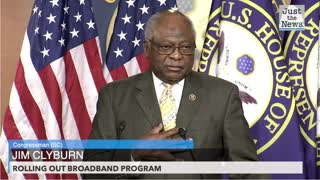 Clyburn thanks Trump for 'agreeing' to universal broadband access investment