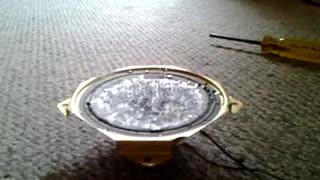 speaker water