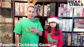 Favorite Christmas Game