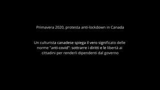 Protesta in Canada
