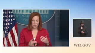 Kaitlin Collins Presses Psaki On Border Situation