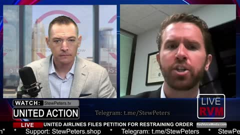 Pilots File Suit Against United, Seek VAXX Restraining Order, Halt to Mandate