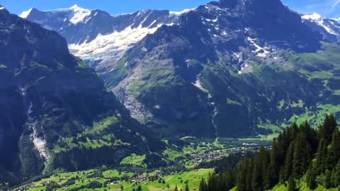 The beauty of nature Switzerland