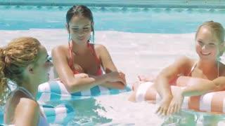 4 in 1 Pool Float