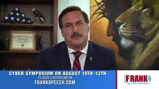 Mike Lindell's Special Offer For You On His Cyber Symposium