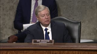 Lindsey Graham Questions Twitter and Facebook's CEOs on Censorship