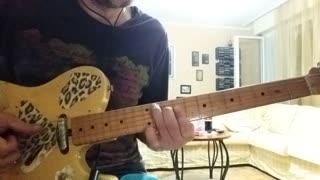 Pandemic Summer Blues, fingerpicking guitar