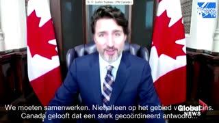 Trudeau over Agenda 2030