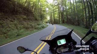Riding North Carolina 28