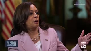 Kamala: Rural Americans Can't Scan Their ID To Prove Who They Are ..!!!