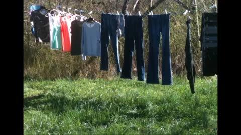 Off Grid Washing Machine