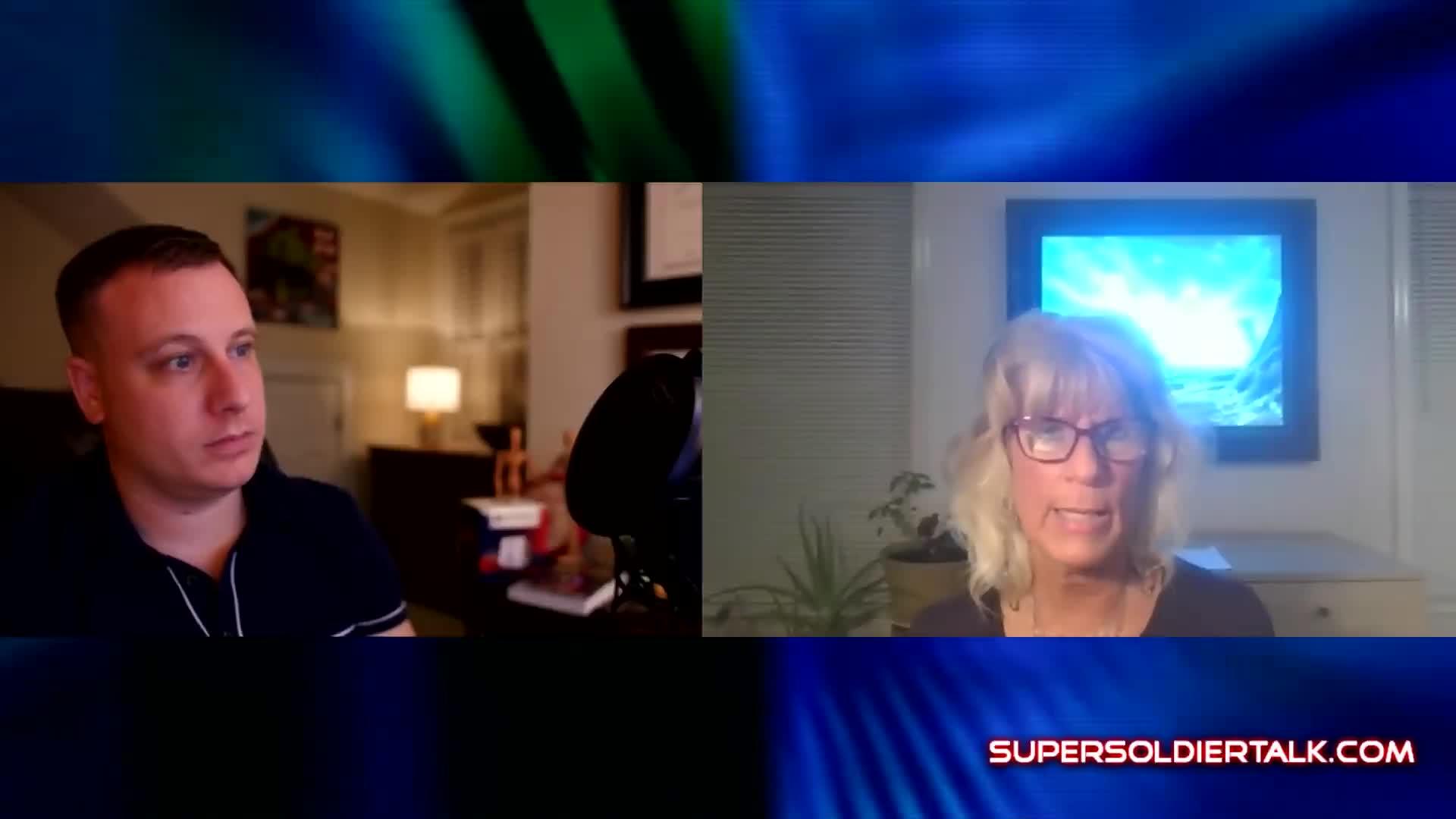 Super Soldier Talk – Annie Blu 50 Years SSP Surpasser