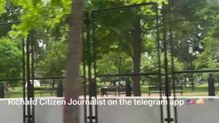 Richard Citizen Shares a Whitehouse View
