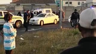 'Drunk' driver arrested after dramatic pursuit
