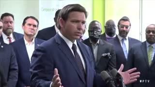 Gov. DeSantis: Kids Don't Need to Wear Masks at School in Fall
