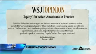 President Biden's approach to equity for Asian-Americans hits a double standard snag