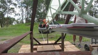 Designed to fail beam load test B