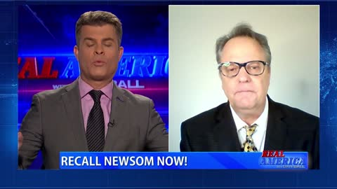 Dan Ball - #GETREAL 'Recall Newsom Now' W/ Randy Economy