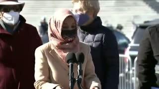 Ilhan Omar Trashes America