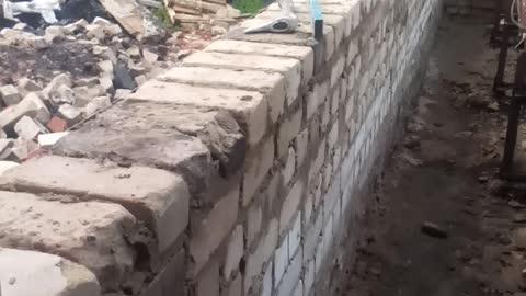 Put a brick wall