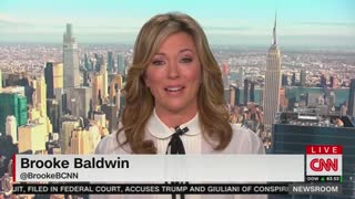CNN's Brooke Baldwin Is Leaving The Network