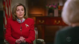 60 Minutes Calls Out Pelosi on COVID Bill