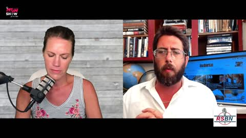 The Counter Culture Mom Show w/ Tina Griffin - Alex Newman on the 4th Industrial Revolution 9/15/21