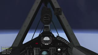 Strike Fighters 2 on Win7 x64 with SR-71