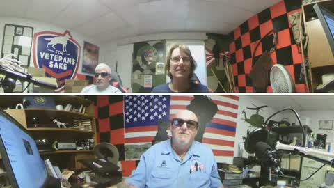 Wendy Rogers Interview on The Veteran (Williams AZ)