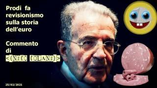 Prodi è l'euro, commento di Nico Colani