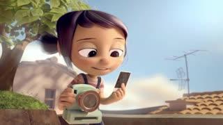 #fine Funny Animated Short Film Last Shot