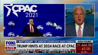 Schlapp: I'm committed to this coalition