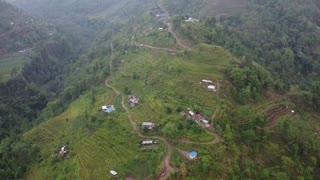 Village Drone Video