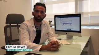 Video Camilo Reyes, cirujano plástico