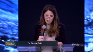 Dr Simone Gold on covid, hydroxychloroquine and the vaccine