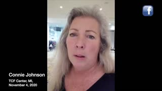 Whistleblower Voter Fraud 2020
