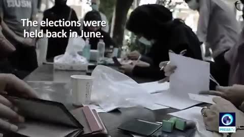 Fake Iranian propaganda about the recent uprisings.
