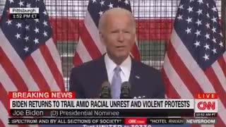When Joe Biden Speaks - People Yawn