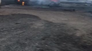 Gas station explosion-2