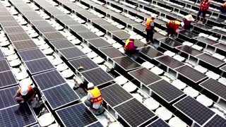 Could bitcoin going green boost solar investment?