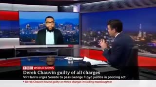 BBC Host STUNNED After Guest Annihilates Systemic Racism Narrative
