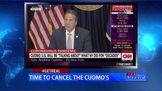 Dan Ball - #GETREAL 'Time To Cancel The Cuomo's'